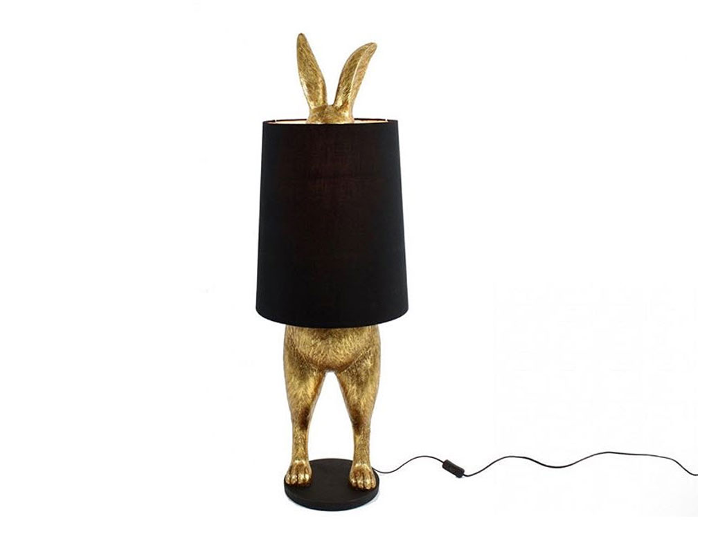Настольная лампа Креативный кролик