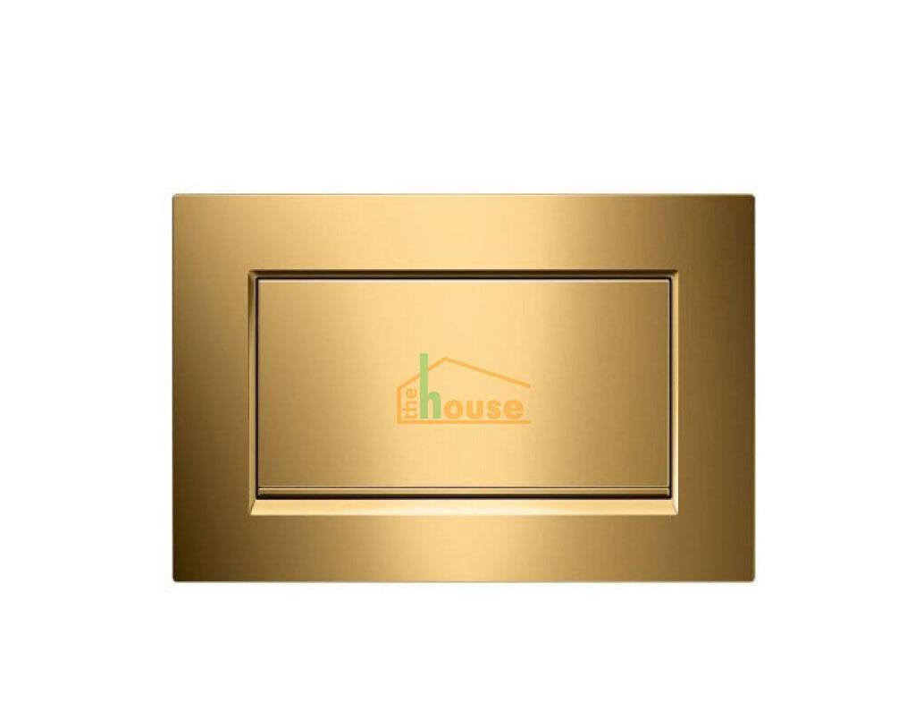 Клавиша смыва Geberit Sigma30 золото 115.893.45.1